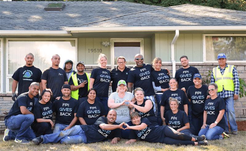 Fpi management gives back rebuild together seattle reheart Image collections